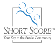 Short Score - Your Key to the Suzuki Community
