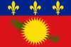 Guadeloupe—Flag