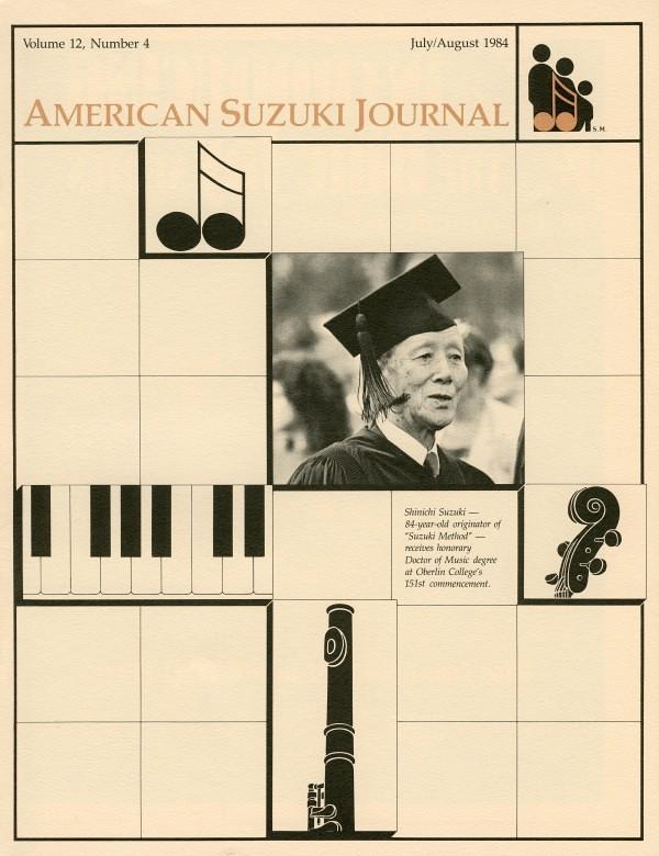 American Suzuki Journal volume 12.4