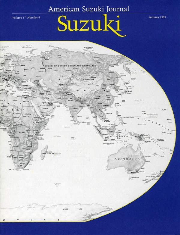 American Suzuki Journal volume 17.4