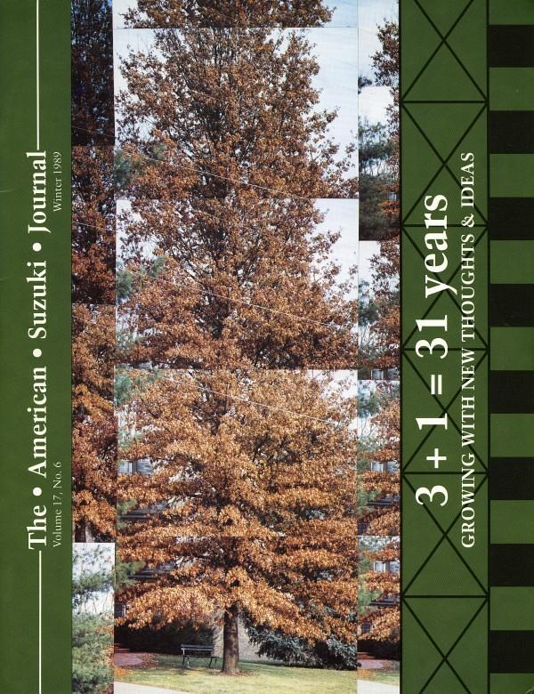 American Suzuki Journal volume 17.6