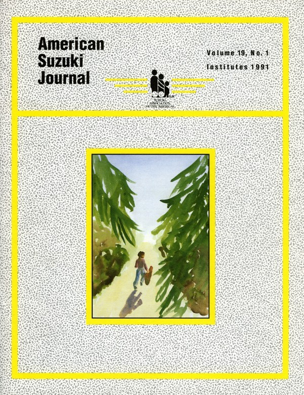 American Suzuki Journal volume 19.1
