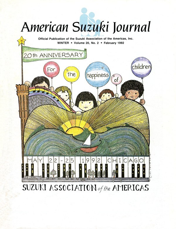 American Suzuki Journal volume 20.2