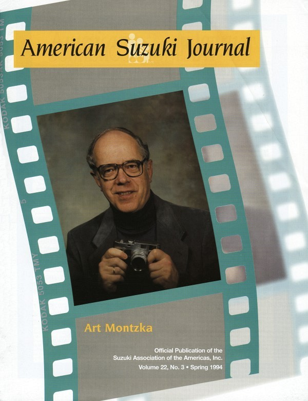 American Suzuki Journal volume 22.3