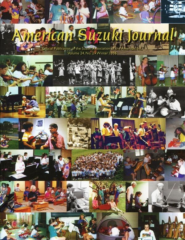 American Suzuki Journal volume 24.2