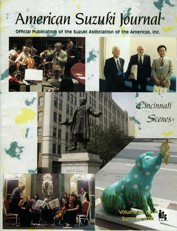 American Suzuki Journal volume 28.4