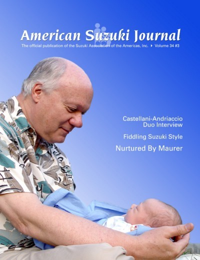 American Suzuki Journal volume 34.3