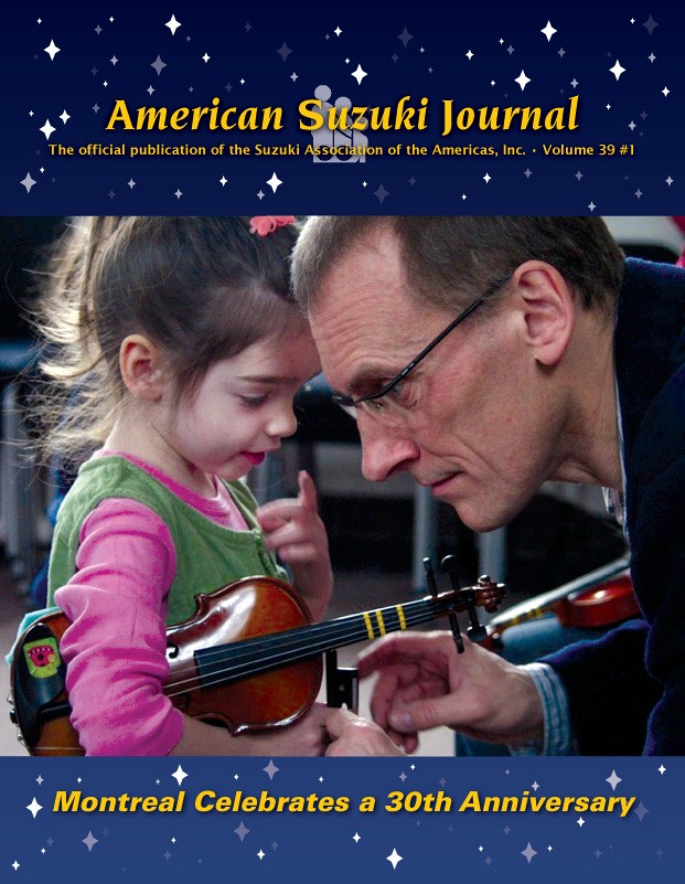 American Suzuki Journal 39.1