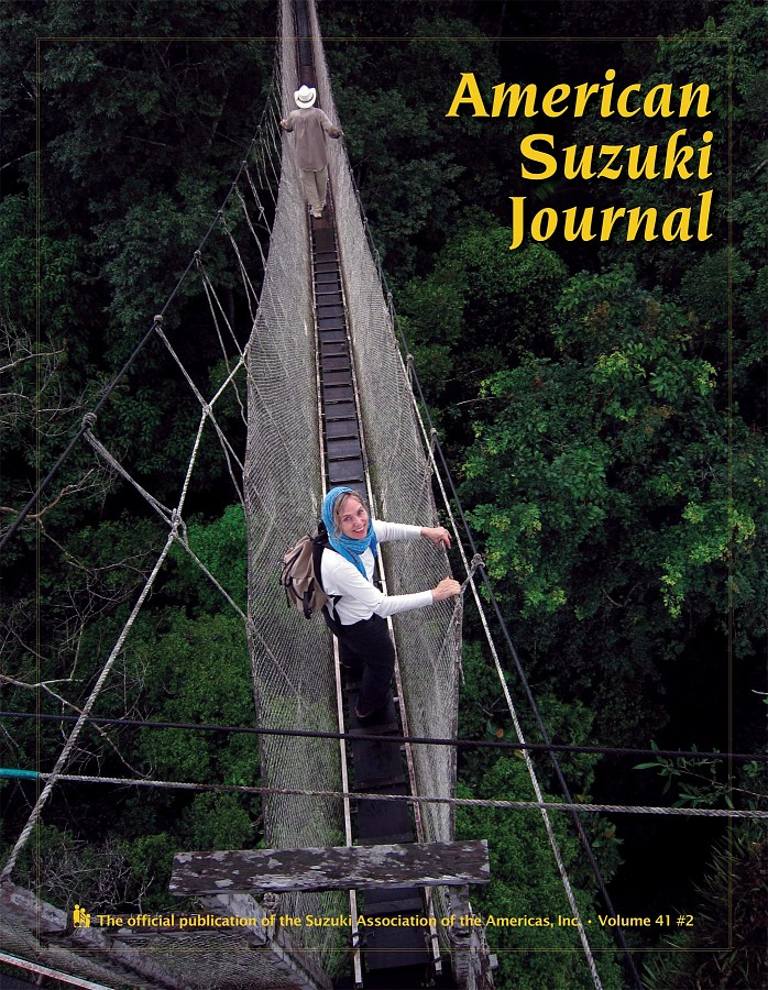 American Suzuki Journal 41.2