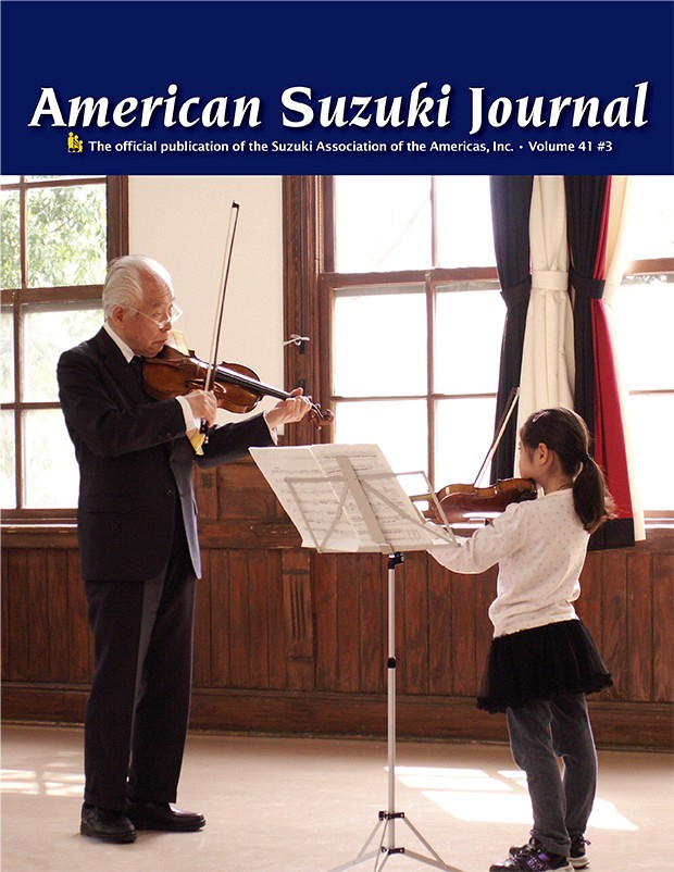 American Suzuki Journal 41.3