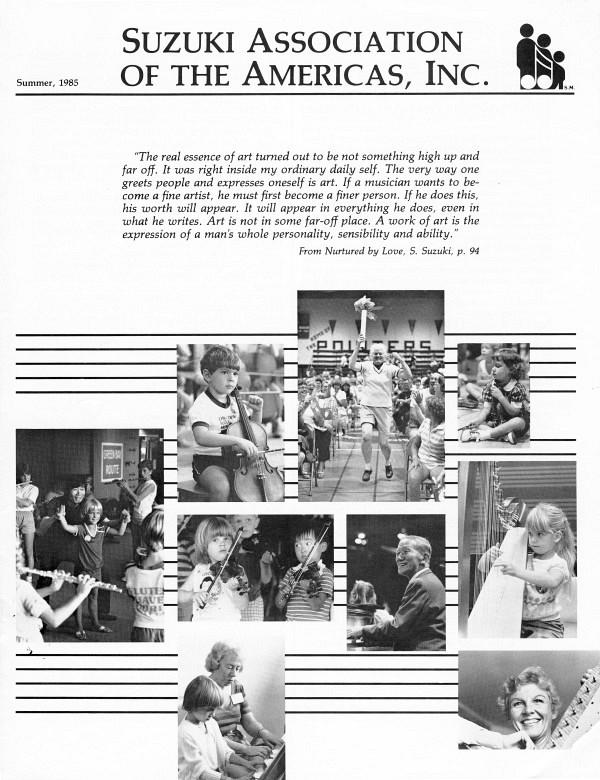 Minijournal 1985