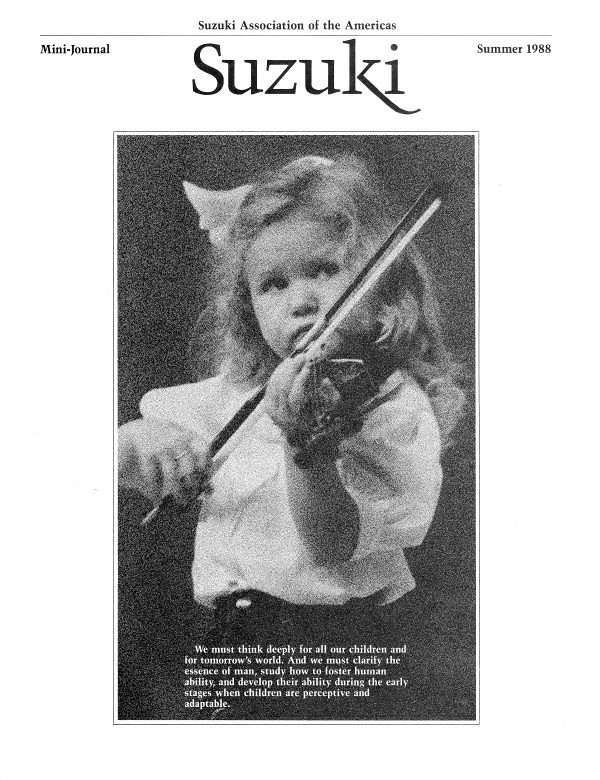 Minijournal 1988