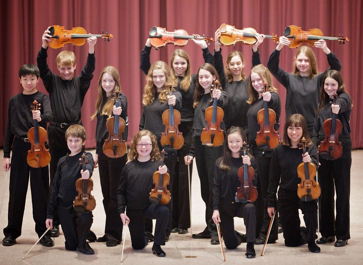 Allegro!!! String Performance Ensemble