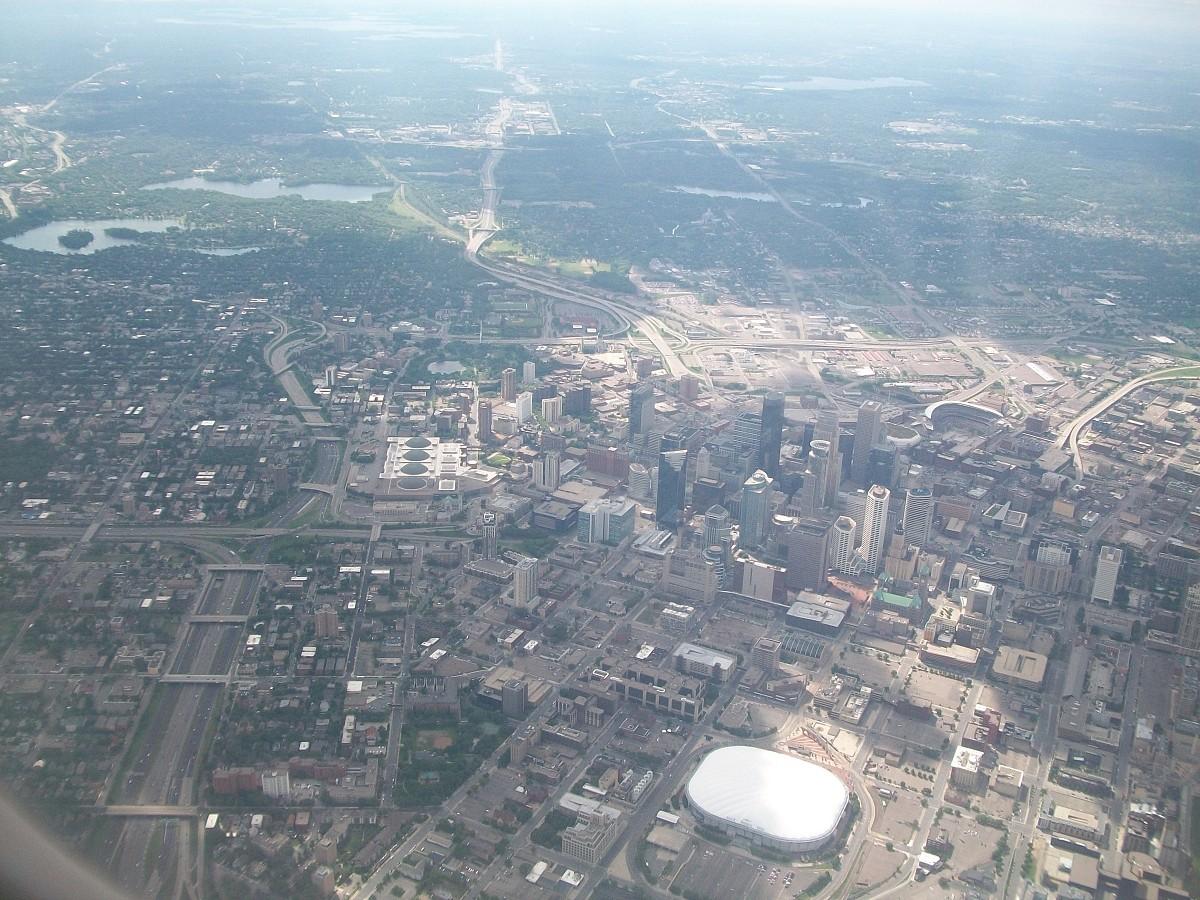 Downtown Minneapolis