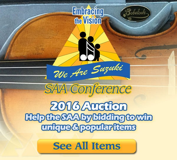 Conference2016 Auction Email Promo