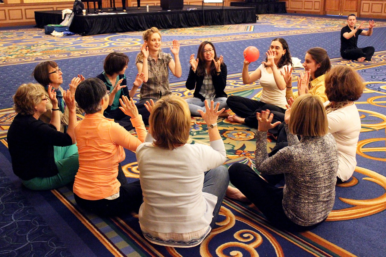 Dalcroze at the 2014 Conference