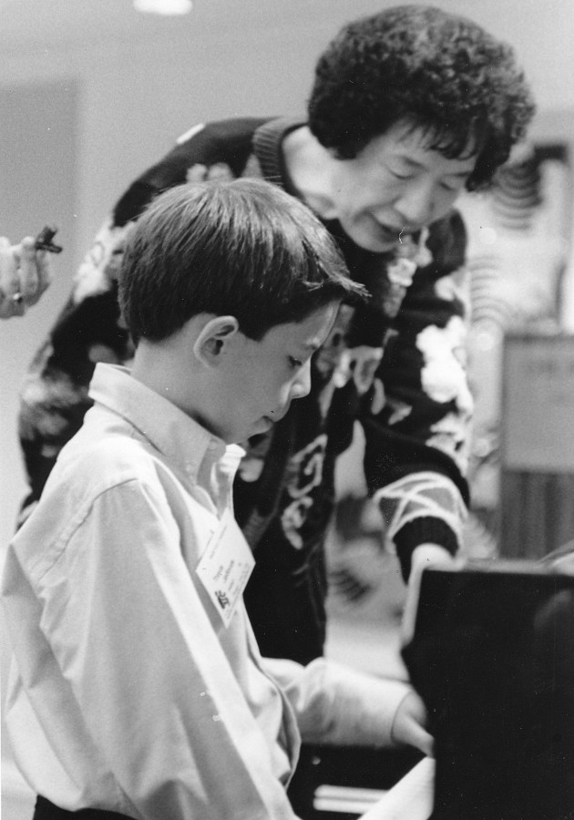 Masterclasses were given by Hiroko Masaoka and Haruko Kataoka of Japan.