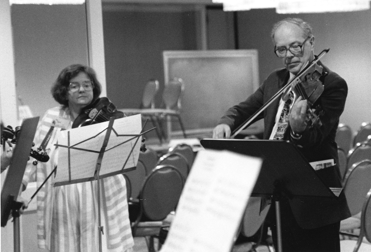 Viola Session at the 1994 Conference
