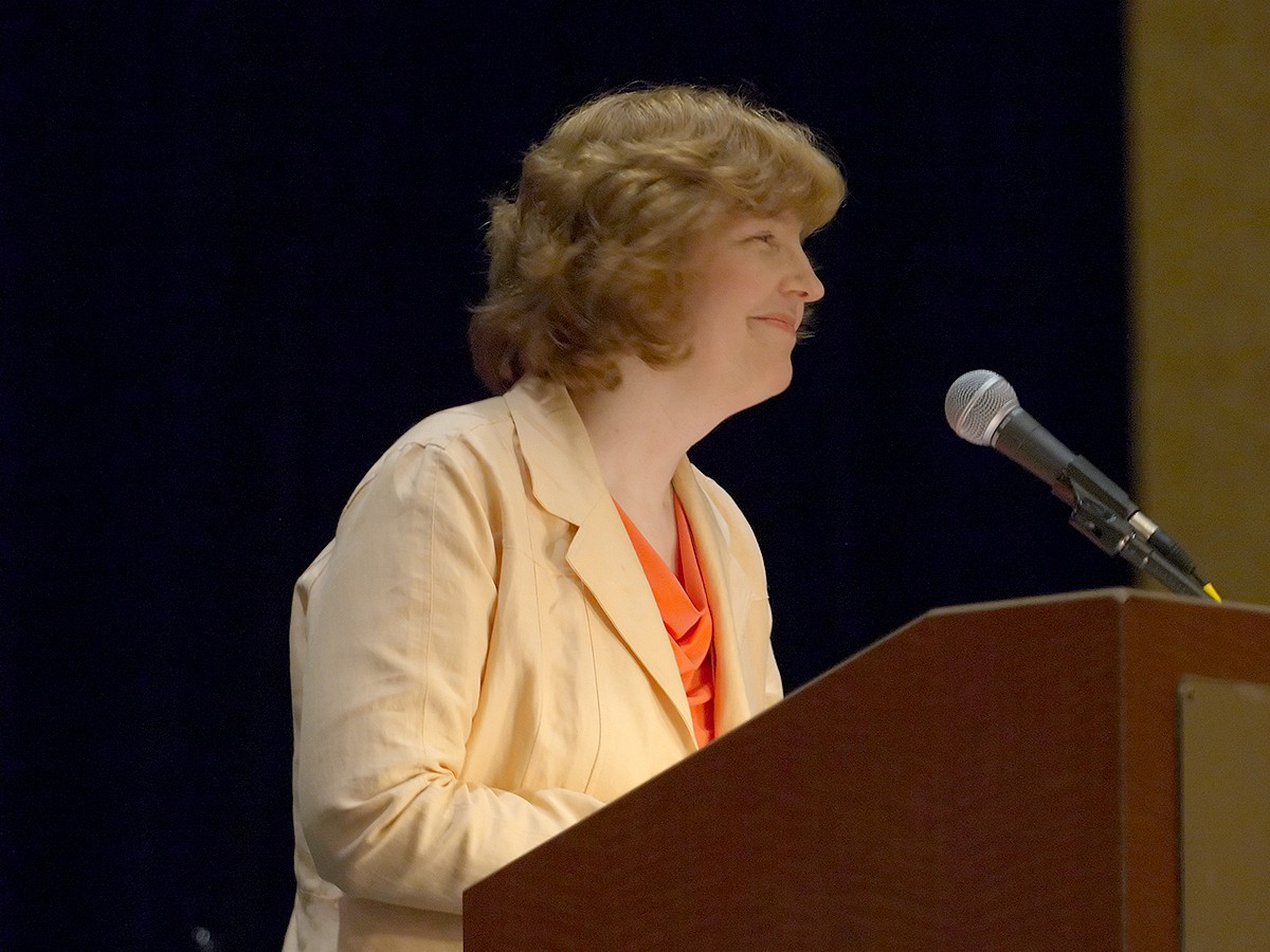 Carol Ourada, 2006 Conference Coordinator