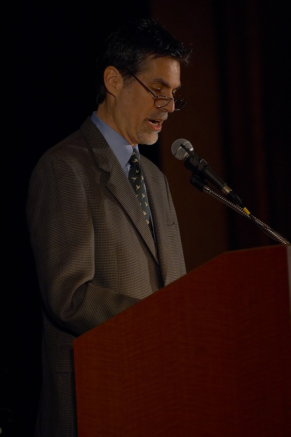 Allen Lieb speaks at the 2006 SAA Conference