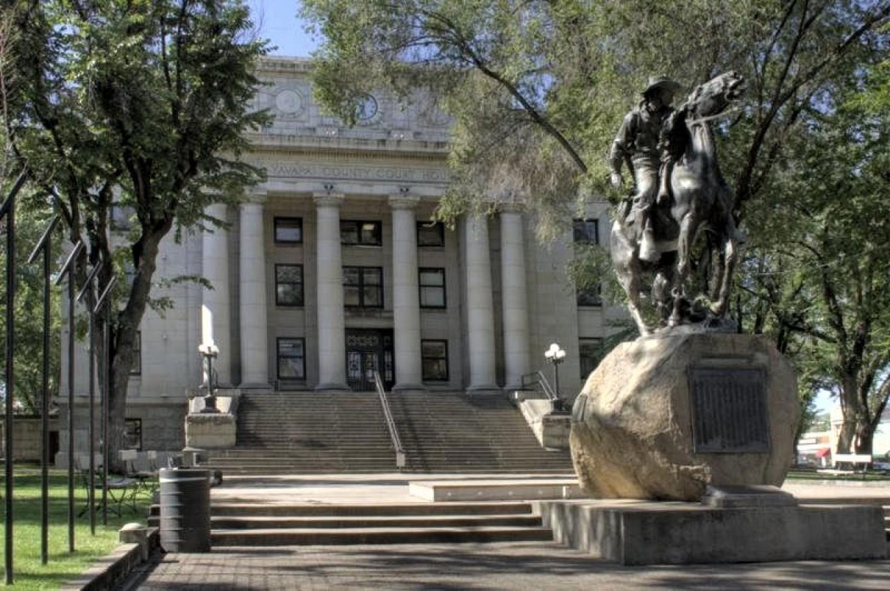 Prescott Courthouse (Chaparral MusicFest Suzuki Academy)