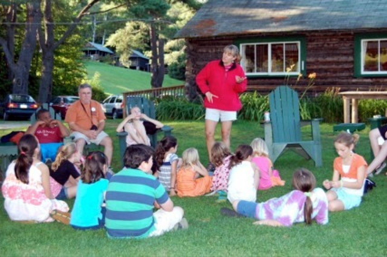 Storytime at Ogontz Suzuki Institute