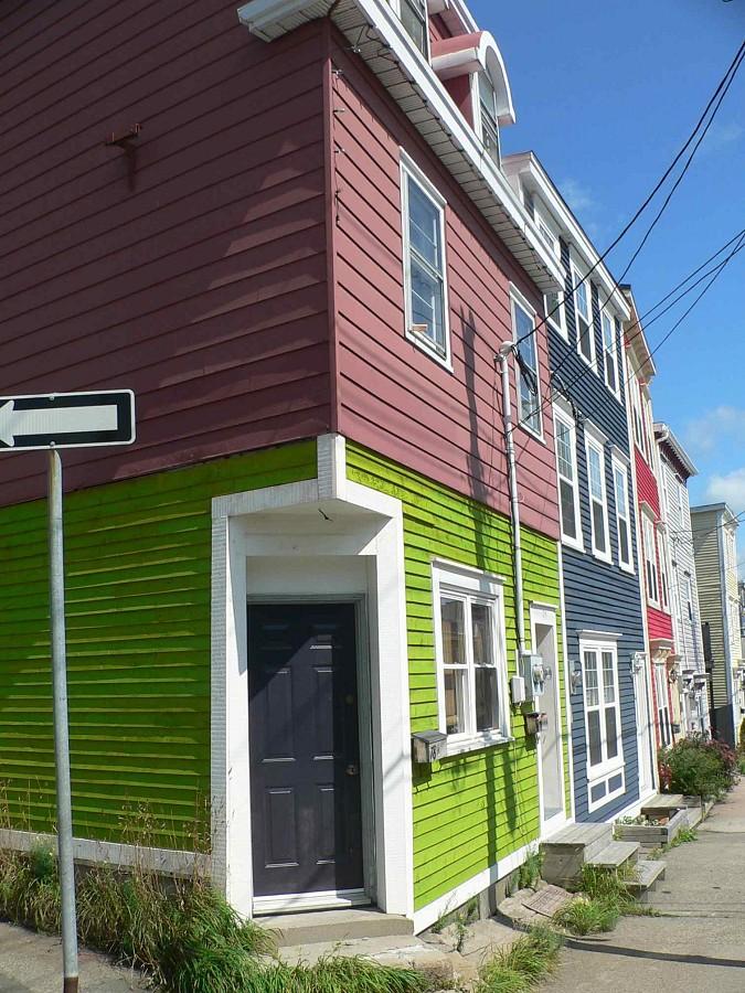 St. John's, Newfoundland (Atlantic Canada Suzuki Institute)