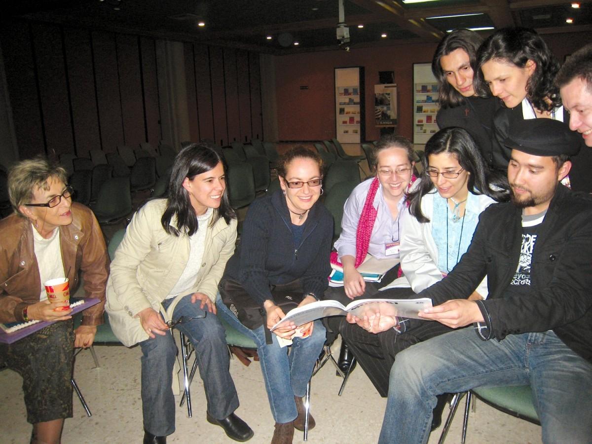 Colombian teachers