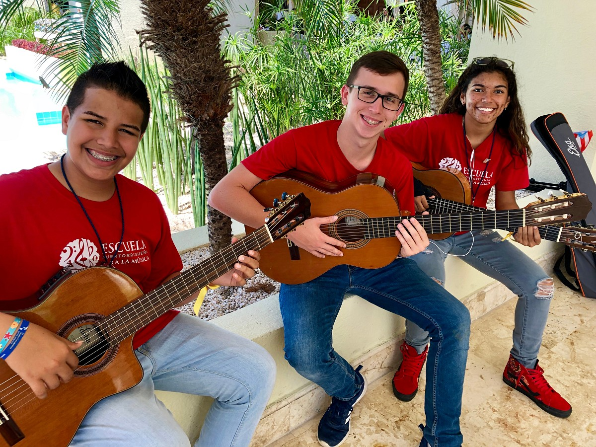 Guitarristas de Puerto Rico