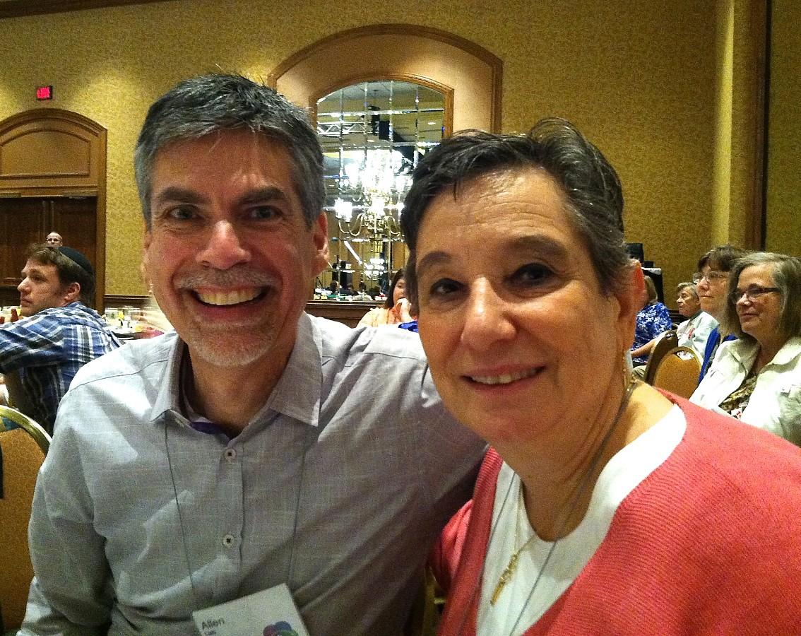 Allen Lieb and Katherine Gerson