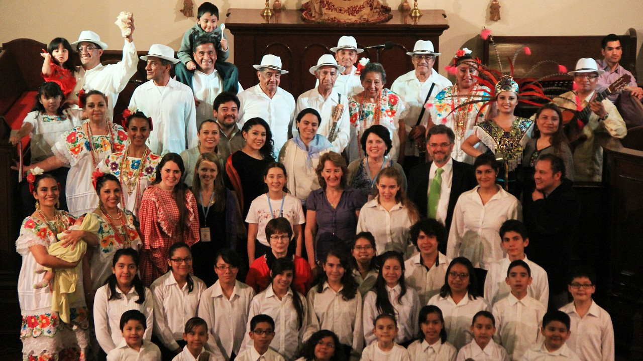 12th International 'Songs for Sharing' Suzuki Voice Workshop in Mexico City