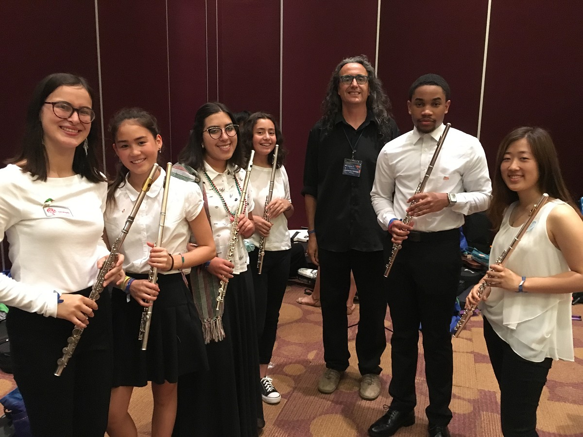 Flautistas !!!!