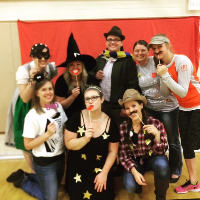SAU Cello Teachers Halloween Play in