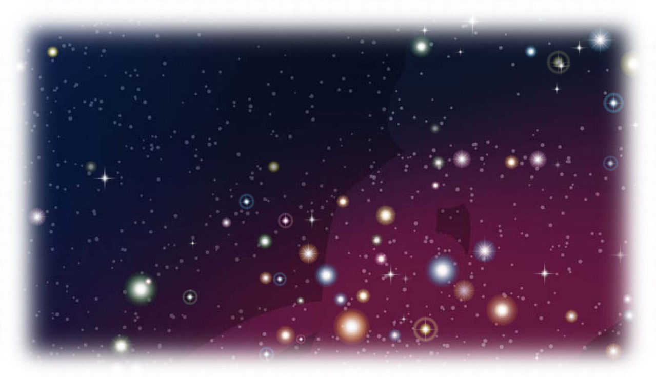 Galaxy Map Small Sample