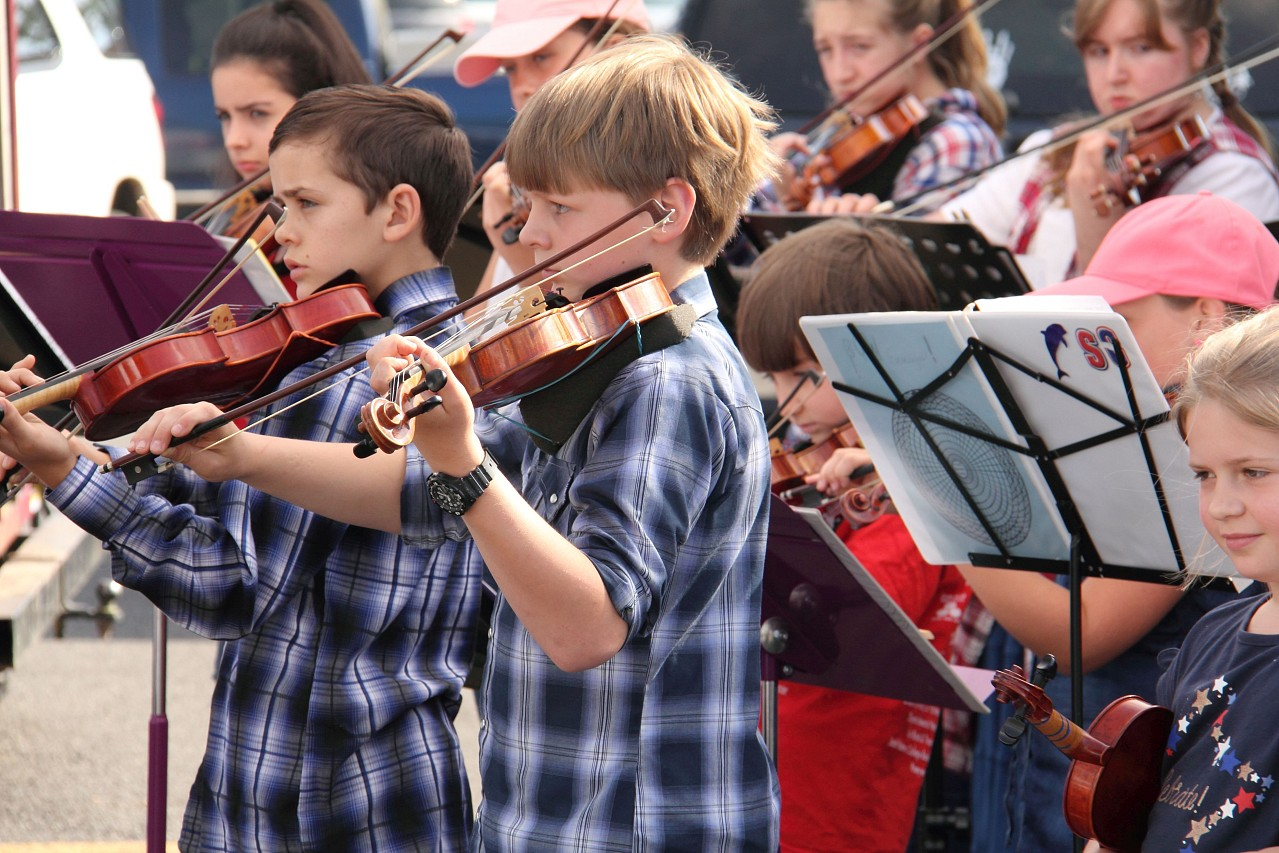 SFA Young Violinists