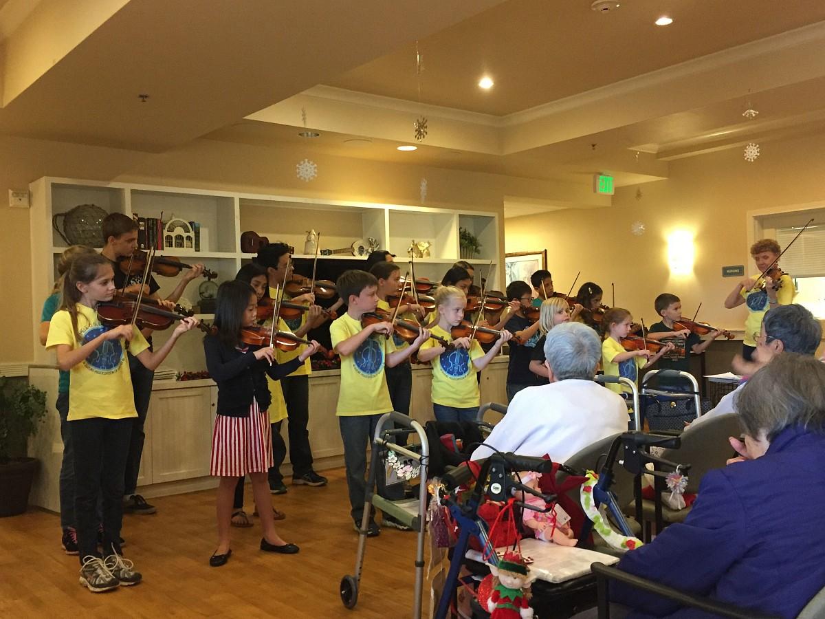 Christmas Music for Seniors