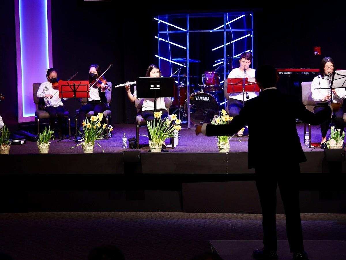 Okto Carmonia Spring Concert