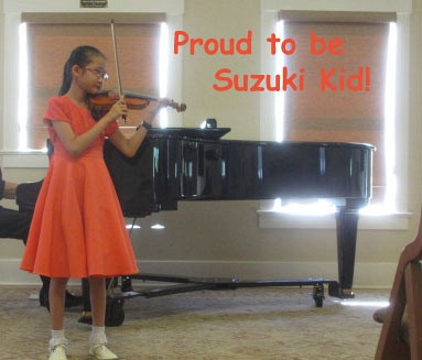 Fall Viola Recital 2015