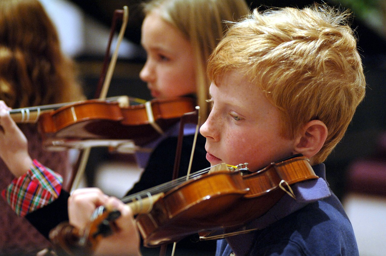 Violin Boy