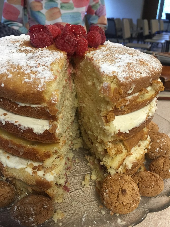 6 Layer Rondo Cake