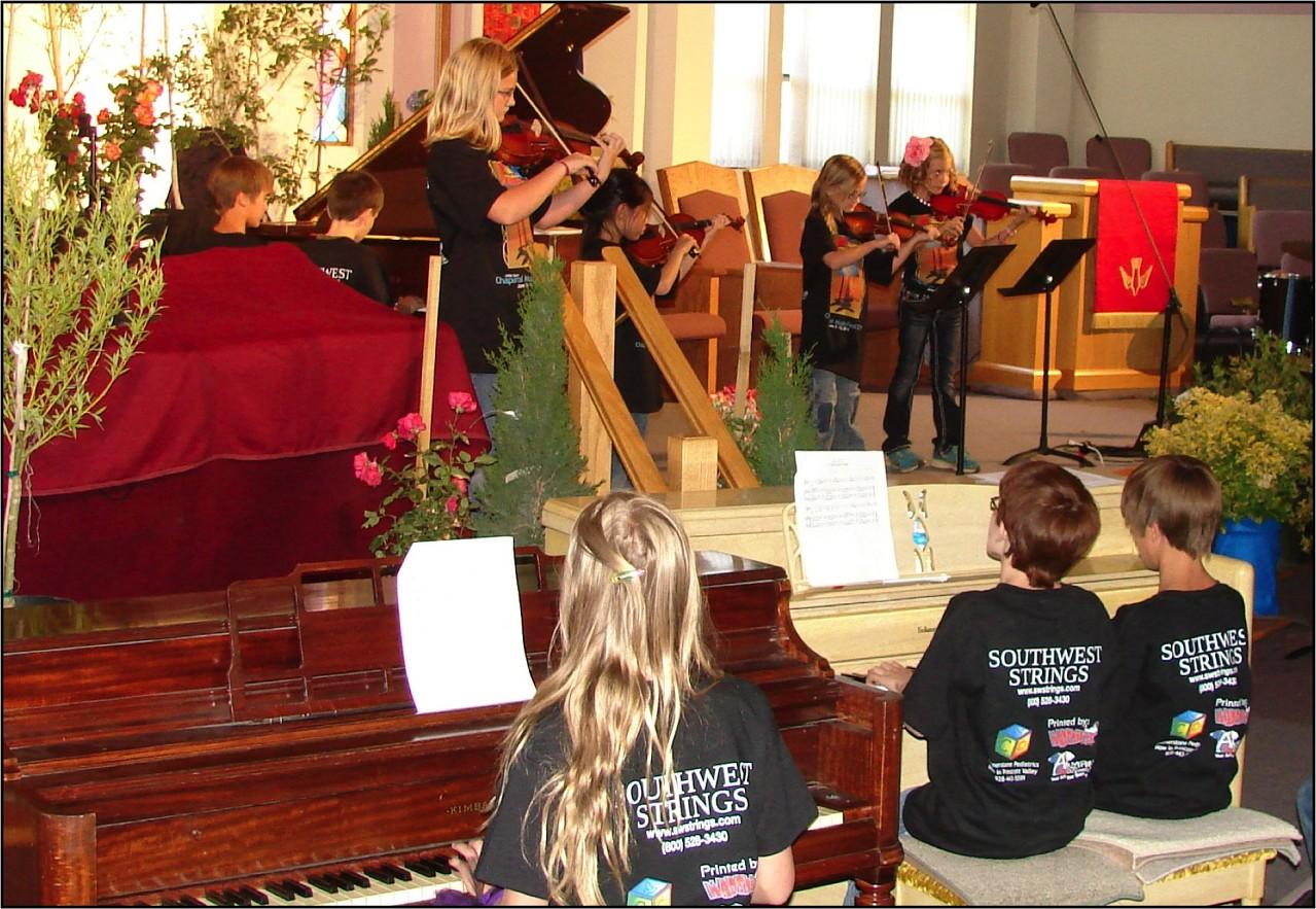 Chaparral MusicFest Suzuki Academy