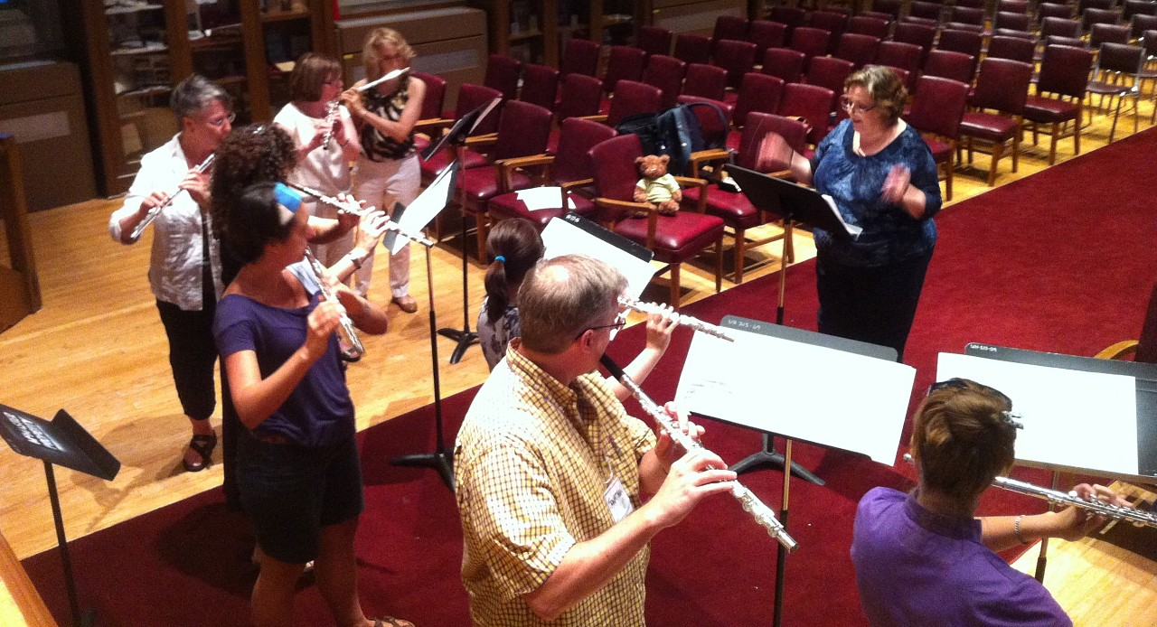Great Lakes Suzuki Flute and Recorder Institute