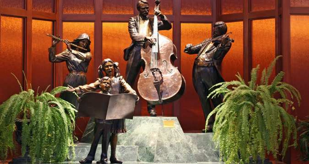 """Joy of Music,"" created by G.W. Lundeen"