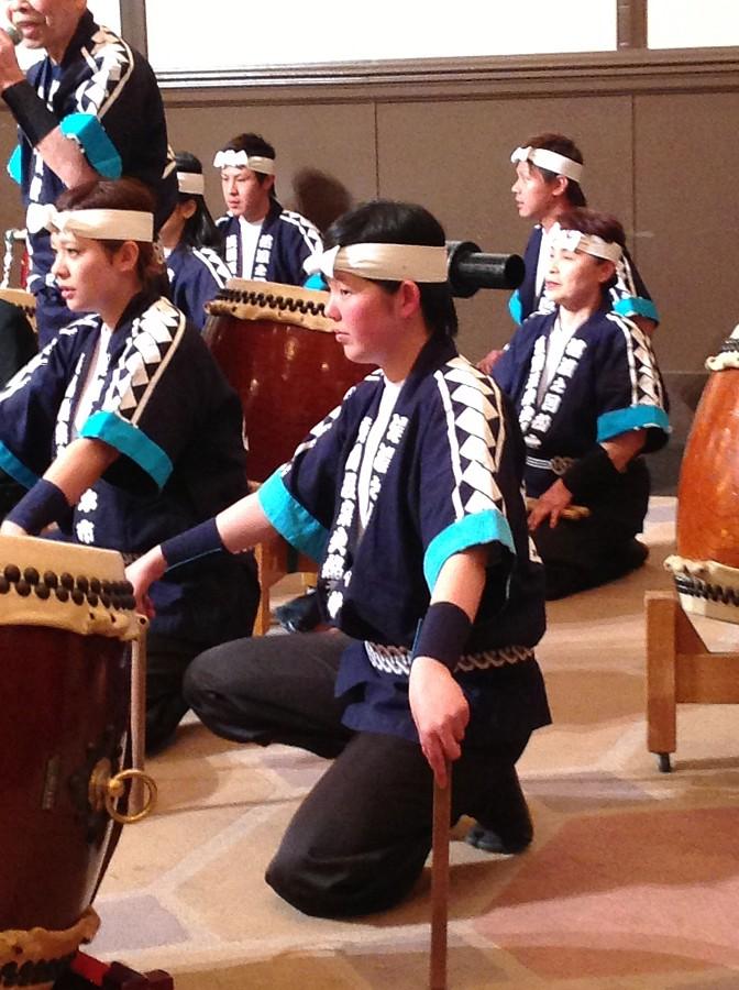 Entertainment at the International Suzuki Teachers' Banquet