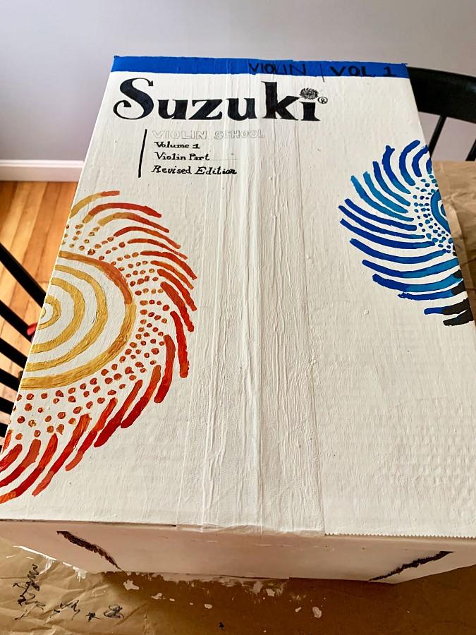 Suzuki Book Pinata