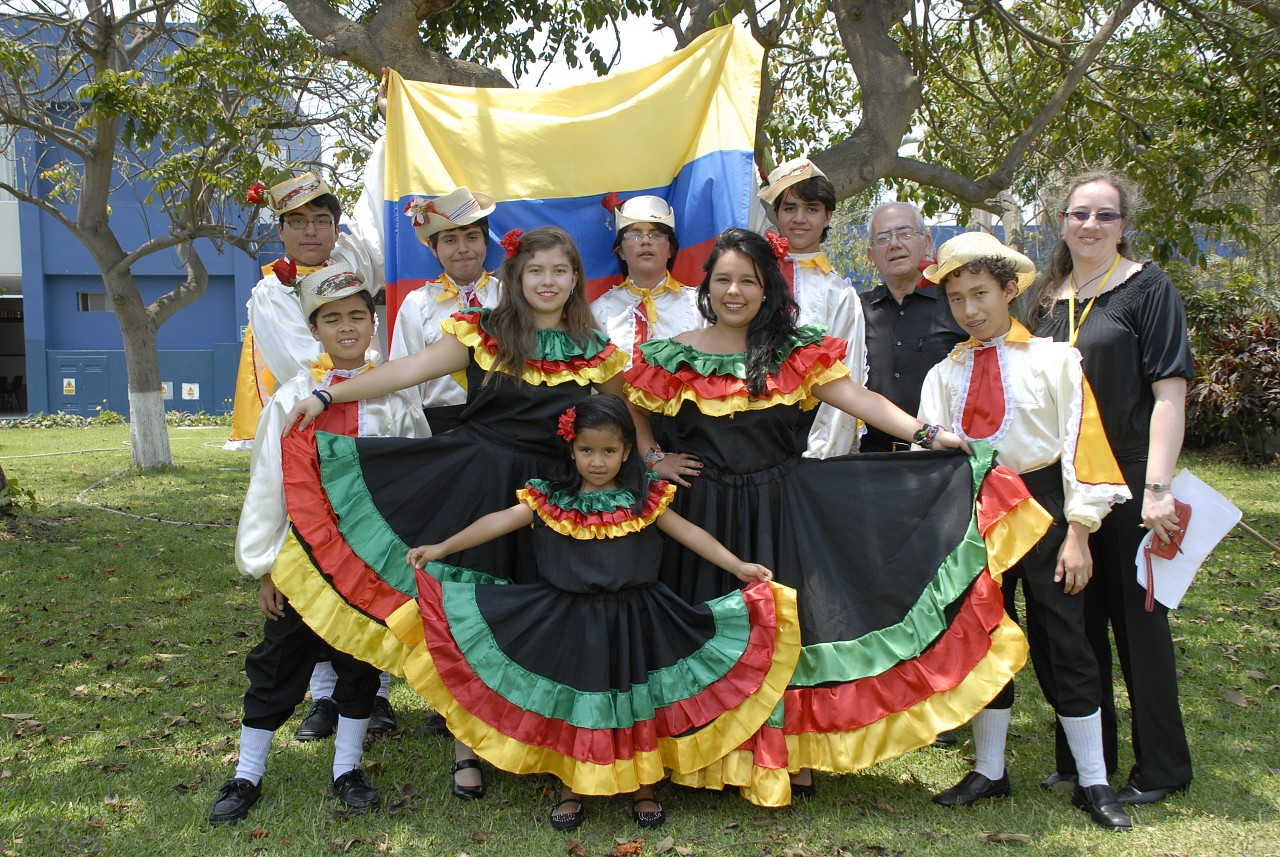 Colombian Suzuki Students