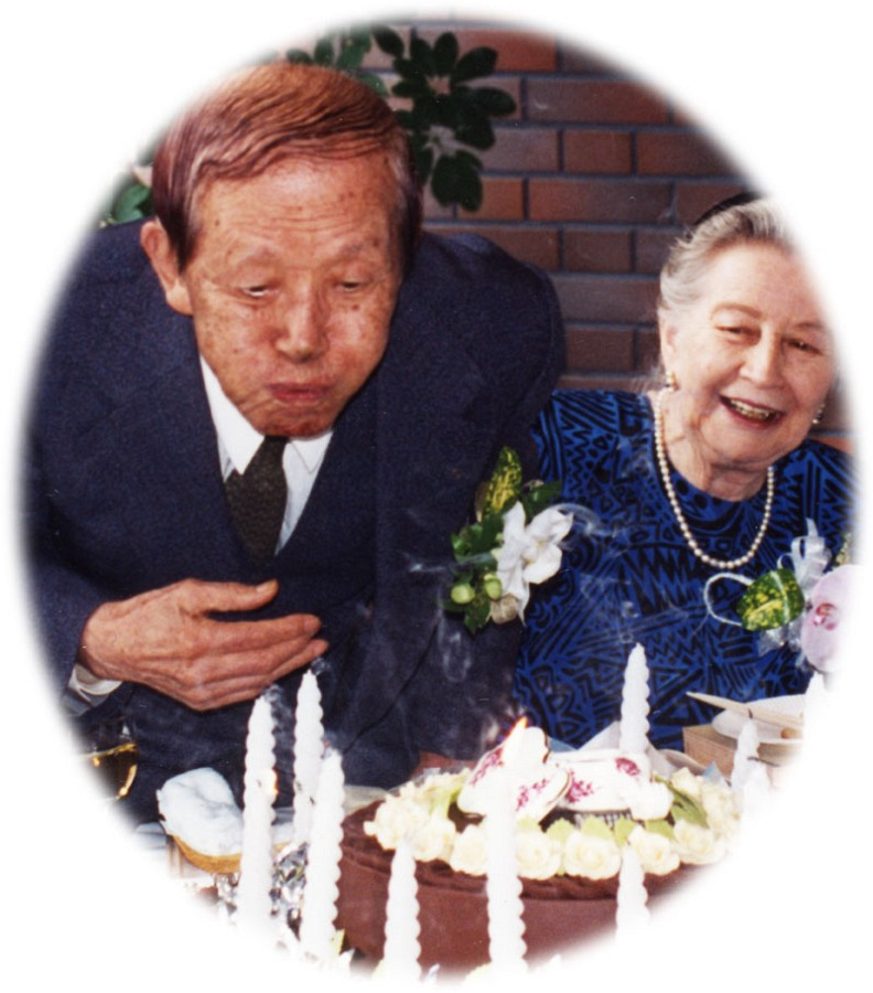 Dr Suzuki—Birthday Cake Blowing Out Candles