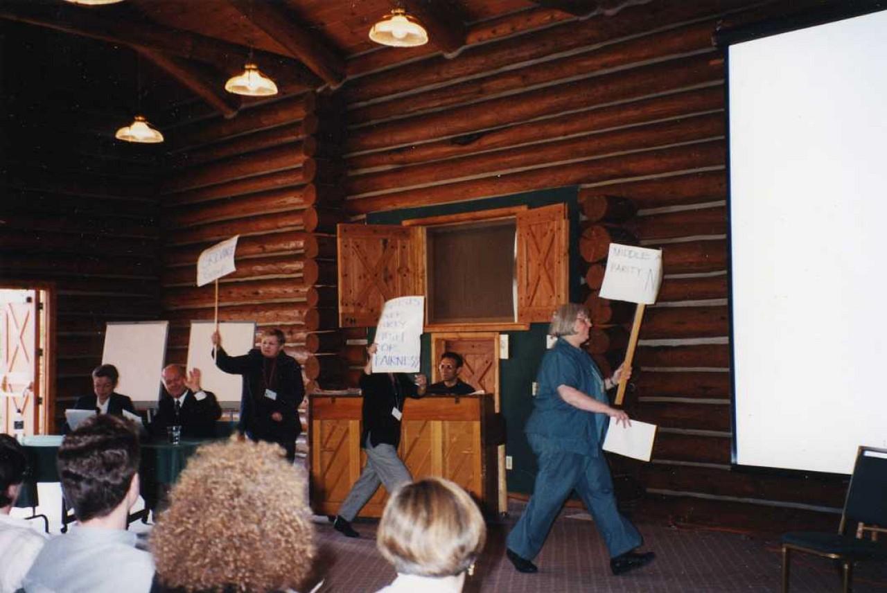 Leadership Retreat 1999