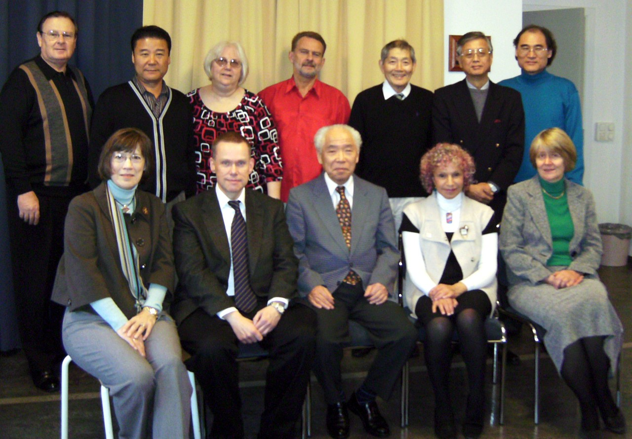 ISA Board meeting in Reykjavik, Iceland, October 2008