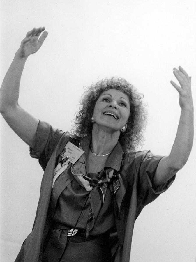 Nehama Patkin, June 1994
